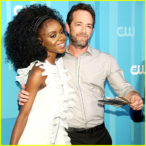 Ashleigh Murray Says Luke Perry's 'Riverdale' Tribute 'Was Not Easy'