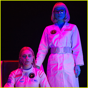Bea Miller Lives Out Astronaut Dreams In 'feel something' Music Video