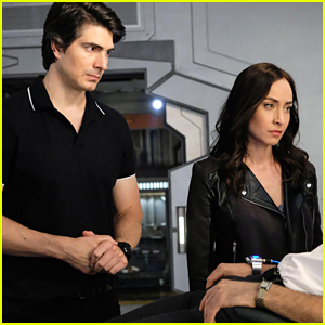 Brandon Routh & Courtney Ford Leaving 'Legends of Tomorrow' As Series Regulars