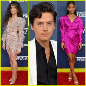 Camila Cabello, Cole Sprouse, & Halle Bailey Step Out for Variety's Power of Young Hollywood 2019