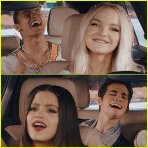 Cameron Boyce & Dove Cameron Join 'Descendants' Cast For 'Do What You Gotta Do' Carpool Karaoke