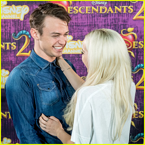 Thomas Doherty Told Dove Cameron He Loved Her A Week After Meeting Her