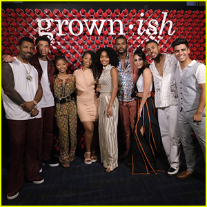 Get Your First Look at 'Grown-ish' Season 3!