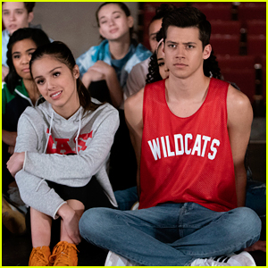 See First Photos from the 'High School Musical' Series!