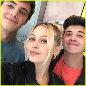 Kelli Berglund, Kevin Quinn & Bradley Steven Perry Join 'Hubie Halloween' Movie?