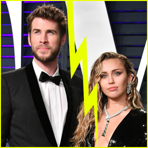 Liam Hemsworth & Miley Cyrus Are Officially Divorcing