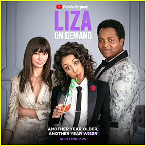 Liza Koshy Debuts 'Liza On Demand' Season 2 Trailer