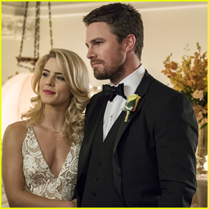 Stephen Amell Teases A Sweet Olicity Moment Coming in Season 8
