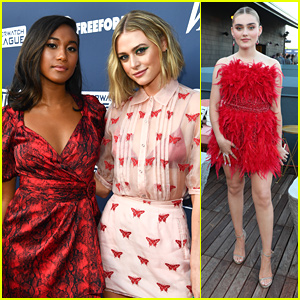 PLL's Sydney Park & Hayley Erin Join Meg Donnelly & More at Variety's Power of Young Hollywood Party