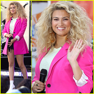 Tori Kelly Performs Songs From 'Inspired By True Events' on 'Today' - Download The Album Here!