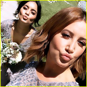 Vanessa Hudgens & Ashley Tisdale Met A Year Before Filming 'High School Musical'