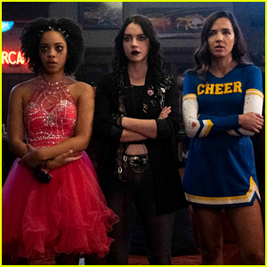 Adelaide Kane Rocks Black Lipstick For 'Into The Dark' Episode 'Uncanny Annie' - Watch The Trailer!
