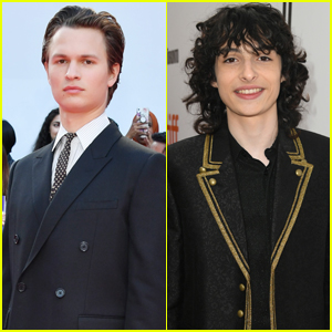 Ansel Elgort & Finn Wolfhard Look So Handsome at 'The Goldfinch' Premiere at TIFF 2019