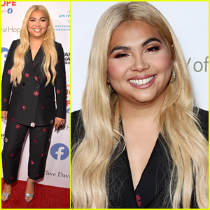 Hayley Kiyoko Spreads The Most Positive Message About Embracing Who She Is