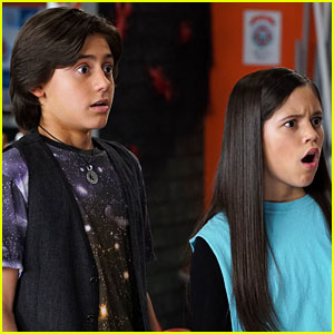 Jenna Ortega Gets Sweet Birthday Tribute From 'Stuck in the Middle' Co-Star Isaak Presley