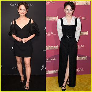 Joey King Wears Two Chic Looks to Kick Off Emmys Weekend