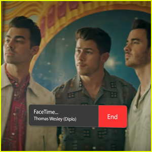 Jonas Brothers & Diplo Team Up for 'Lonely' Music Video - Watch Now!