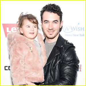 Kevin Jonas' Daughter Alena Is Starting Kindergarten!