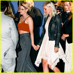 Kristen Stewart & Girlfriend Dylan Meyer Couple Up at TIFF 2019