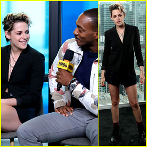 Kristen Stewart Kicks Off Her Time at TIFF with IMDb!