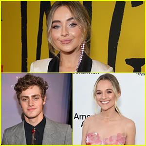 Sabrina Carpenter Joins Justin Baldoni's New Movie 'Clouds' With Steffan Argus & Madison Iseman