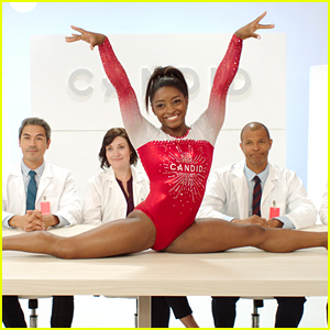 Simone Biles Is First Ever Ambassador For Aligner Brand Candid