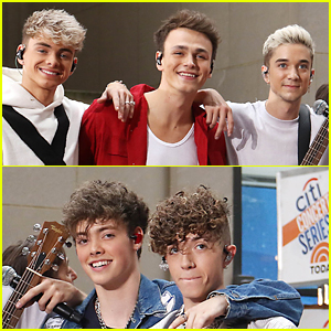 Why Don't We Had Incredible Time Performing On 'Today Show'