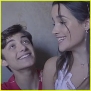 Annie LeBlanc & Asher Angel Go Behind-the-Scenes of Her 'Utopia' Video!