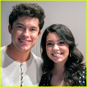 Auli'i Cravalho & Graham Phillips Gives Fans Sneak Peek Into Recording 'Little Mermaid' Songs For Upcoming Special