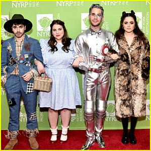 Ben Platt, Beanie Feldstein & More Dress Up as 'Wizard of Oz' Characters for Halloween!