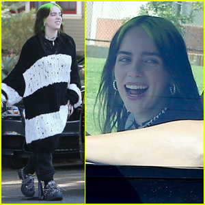 Billie Eilish is Taking on 'Carpool Karaoke' with James Corden!