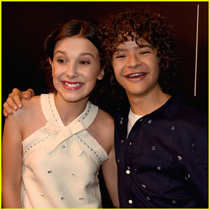 Gaten Matarazzo Would Like To Have Millie Bobby Brown On 'Prank Encounters'