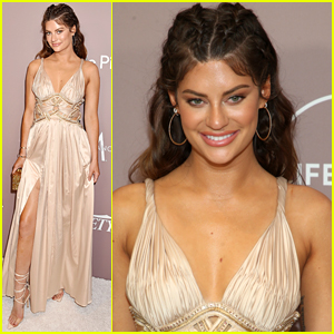 Hannah Stocking Cried After Meeting This Famous Actress