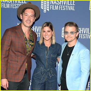 Hunter Hayes & Cassadee Pope Join 'Nashville' Stars at 'Bluebird' Documentary Screening