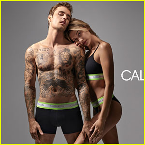 Justin Bieber & Wife Hailey Star in Their First Campaign Together!