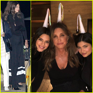 Kendall Jenner Celebrates Dad Caitlyn's Birthday With Family Dinner at Nobu