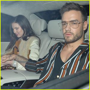 Liam Payne Grabs Dinner with Girlfriend Maya Henry in London