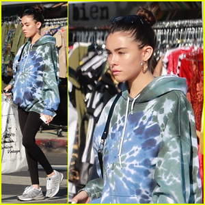 Madison Beer Picks Up New Threads After Austin City Limits Music Festival Performance