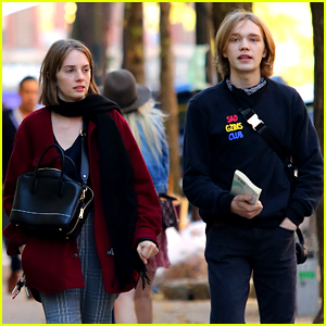 Charlie Plummer & Maya Hawke Are Our New Favorite Friends!