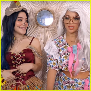 Niki & Gabi Turn Ugly Halloween Costumes Into Hot Costumes