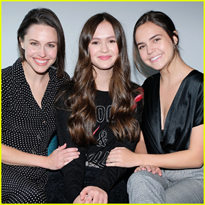 Olivia Sanabia Talks About Bailee Madison Being Her Role Model