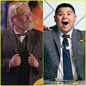 Rico Rodriguez Is Unrecognizable in His Halloween Costume on 'Modern Family' Tonight