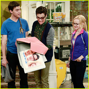 Ryan McCartan Shares His Thoughts on a 'Liv & Maddie' Reboot