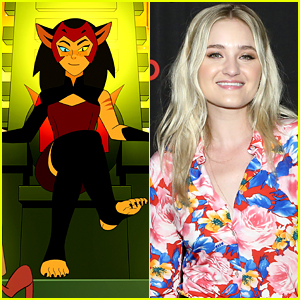 AJ Michalka's Catra Gets Brand New Look For 'She-Ra and the Princesses of Power' Season 4!