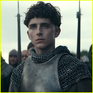 Timothee Chalamet Goes To War in Final Trailer For 'The King' - Watch Now!