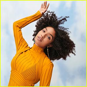 Yara Shahidi Is Inspired By Other Young People Doing The Same Work She's Doing