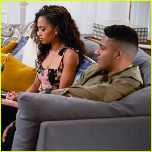 Olivia & Jordan Go To Family Therapy on 'All American' Tonight