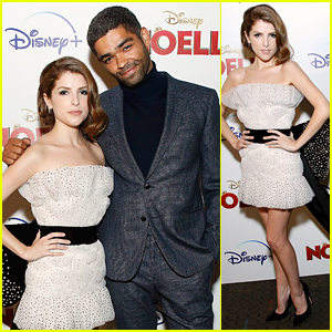 Anna Kendrick Premieres New Disney+ Christmas Movie 'Noelle'