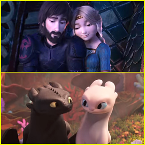 The First Clip From 'How to Train Your Dragon Homecoming' Is Here - Watch Now!