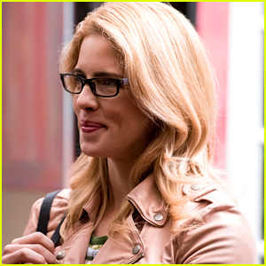 Stephen Amell Seemingly Confirms Emily Bett Rickards Is Back For The Final Episode of 'Arrow'